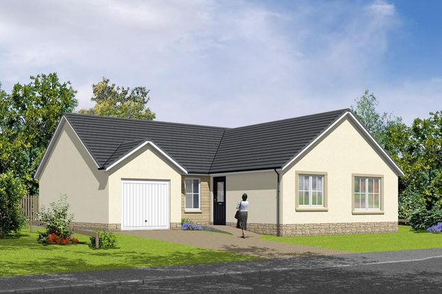 Thumbnail Bungalow for sale in The Roxburgh, Hayfield Brae, G S Brown Construction, Methven