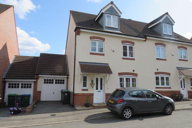Thumbnail Semi-detached house for sale in Galton Drive, Great Barr, Birmingham