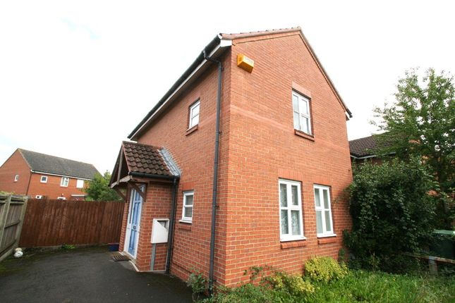Thumbnail End terrace house to rent in Avens Way, Greater Leys, Oxford