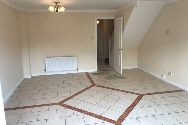 Thumbnail End terrace house to rent in Clydesdale Close, Isleworth