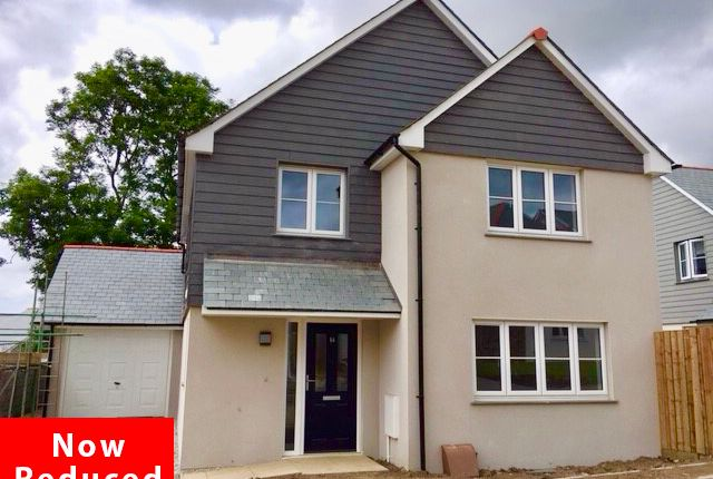 Thumbnail Detached house for sale in Plot 14 Ashley At Chandler Park, Penryn