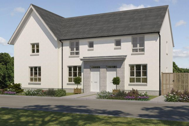 """Thumbnail Terraced house for sale in """"Dalhousie"""" at Berryden Road, Aberdeen"""