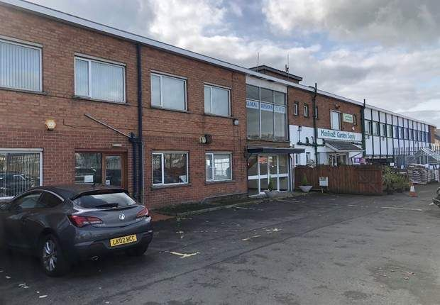 Thumbnail Office to let in Paradise Avenue, Belfast, County Antrim