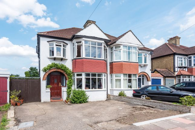 Thumbnail Semi-detached house for sale in Links Road, West Wickham