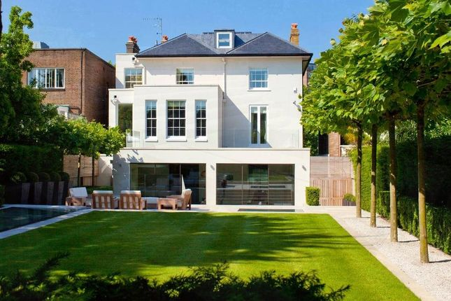 Thumbnail Detached house to rent in Hamilton Terrace, St. John's Wood, London