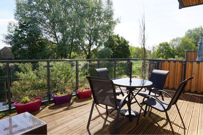 Terrace of Firepool View, Taunton TA1