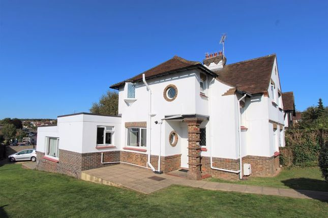 Thumbnail Semi-detached house for sale in Carden Avenue, Brighton
