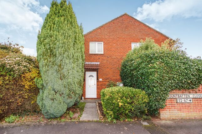 Thumbnail Semi-detached house for sale in Mountbatten Close, Yate, Bristol