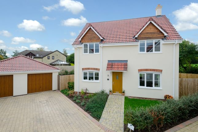 Thumbnail Detached house for sale in Brookside Drive, Farmborough, Bath
