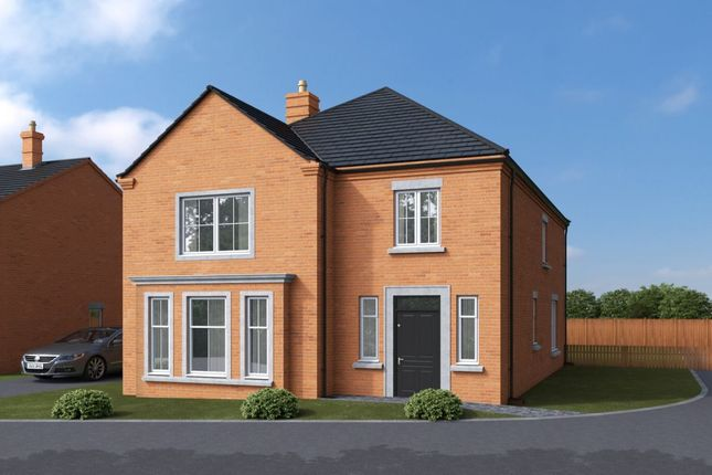 Thumbnail Detached house for sale in Regent Park, North Road, Newtownards