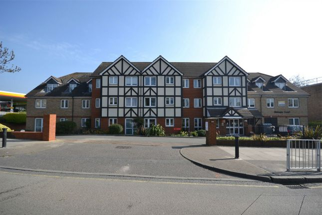 Thumbnail Flat for sale in Bishops Court, 152 Watford Road, Wembley, Middlesex