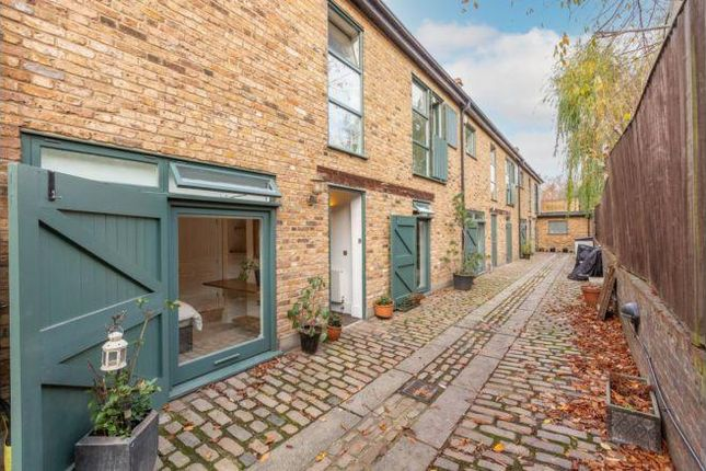 Thumbnail Terraced house to rent in Prices Mews, London