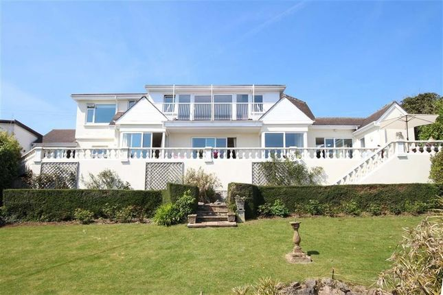 Thumbnail Detached house for sale in Dartmouth Road, Broadsands, Paignton