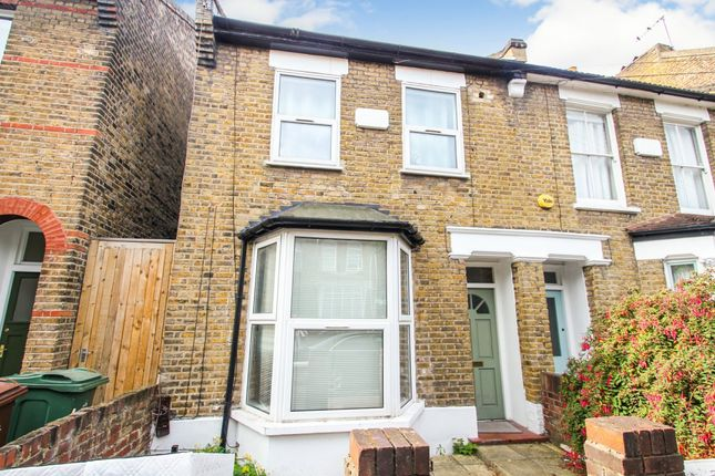 Thumbnail Semi-detached house for sale in Barclay Road, Leytonstone