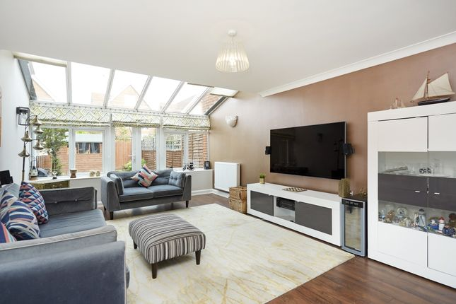 Thumbnail Terraced house to rent in Moberly Way, Kenley