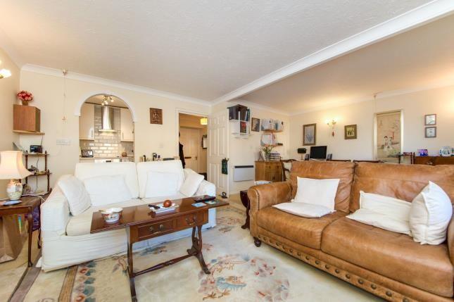 Lounge of Homan Court, 17 Friern Watch Avenue, London N12