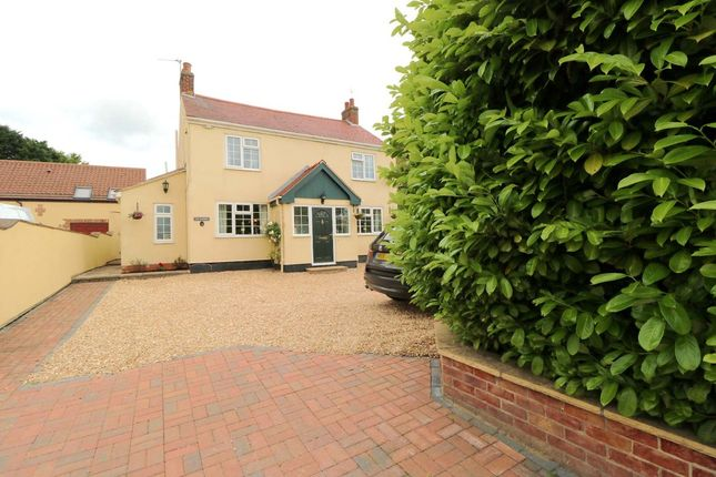 Thumbnail Detached house for sale in Brethergate, Westwoodside, Doncaster