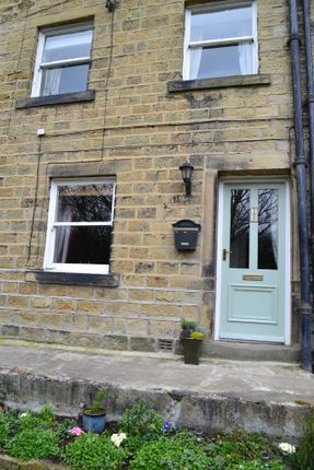 2 bed terraced house for sale in Woodhead Road, Holmbridge, Holmfirth