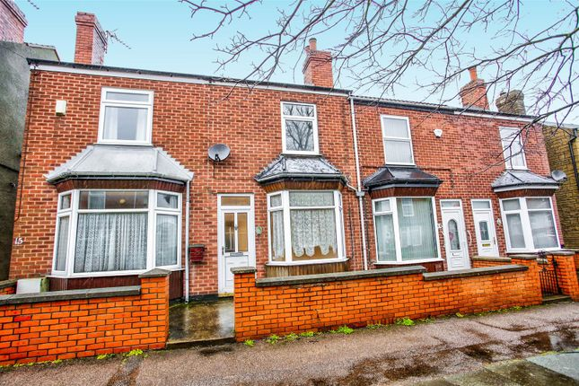 Thumbnail Terraced house to rent in Beresford Street, Mansfield