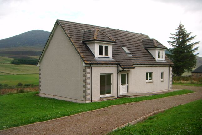 Thumbnail Detached house for sale in Glenrinnes Estate, Dufftown, Glenrinnes