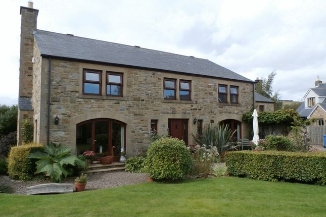 Thumbnail Detached house for sale in Playwell Road, Glanton, Alnwick