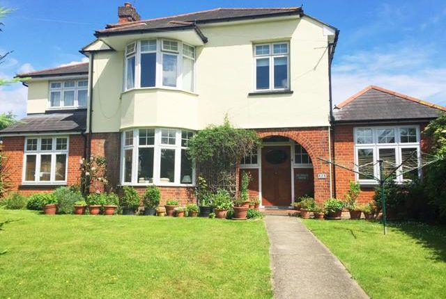 Thumbnail Detached house for sale in Havering Road, Romford