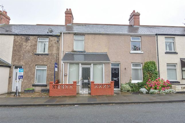Thumbnail Terraced house for sale in Bradley Cottages, Consett
