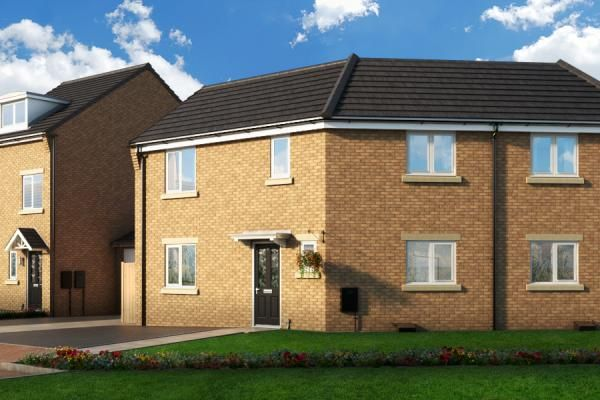 "Thumbnail Property for sale in ""The Ambrose At Moorland View, Bishop Auckland"" at Bishop Auckland"