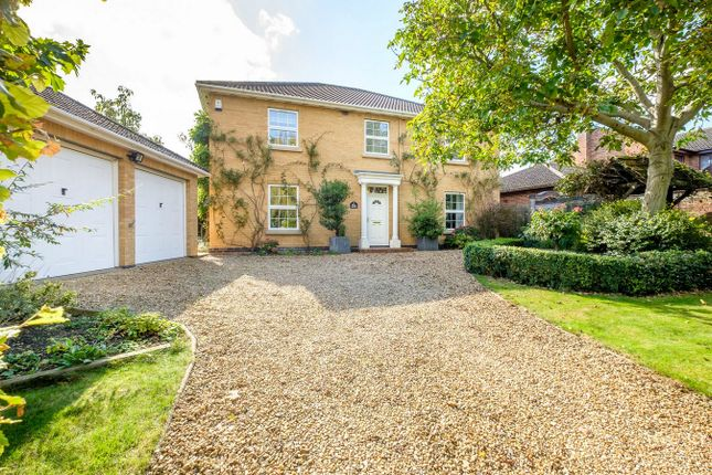 5 bed detached house for sale in Church Street, Holme, Peterborough