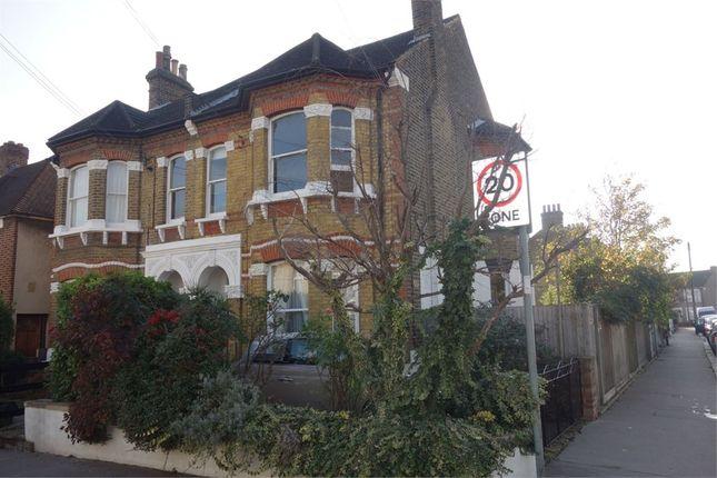 Thumbnail Maisonette to rent in Stanger Road, London