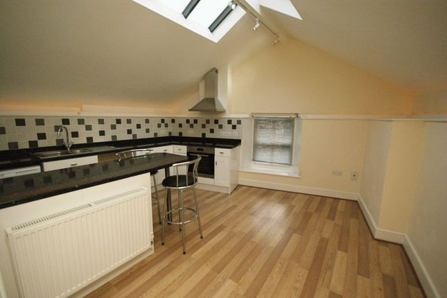 Thumbnail Flat to rent in Fore Street, Bodmin