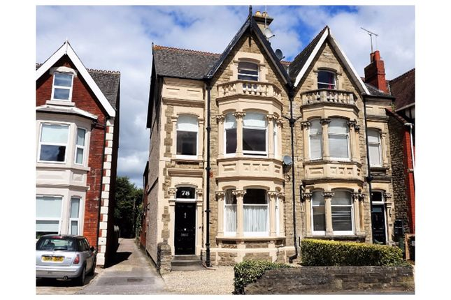 Thumbnail Semi-detached house for sale in Bath Road - Old Town, Swindon