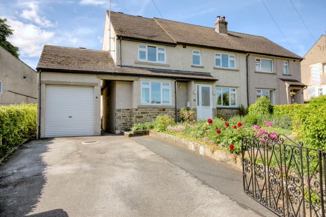 Thumbnail Semi-detached house for sale in Springfield Road, Grassington