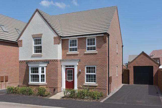 "Thumbnail Detached house for sale in ""Holden"" at Woodcock Square, Mickleover, Derby"