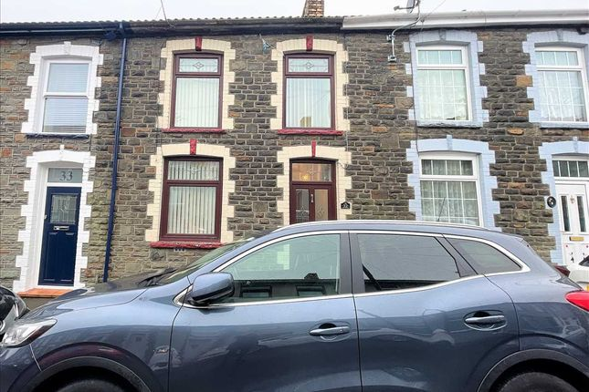 Thumbnail Terraced house for sale in Penmaesglas Terrace, Tonypandy