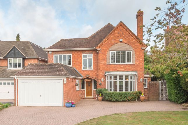 Thumbnail Detached house for sale in Hampton Lane, Solihull