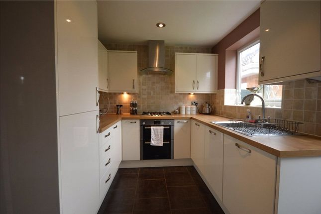 Kitchen of St. Marys Park Approach, Leeds, West Yorkshire LS12