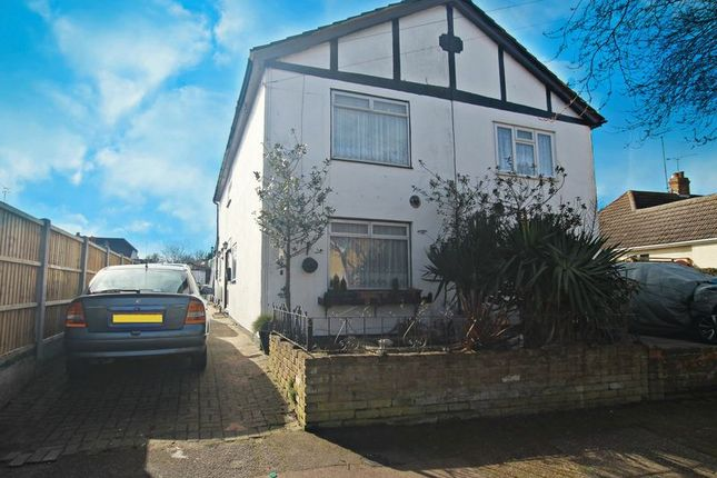 Thumbnail Semi-detached house for sale in Grove Hill, Eastwood, Leigh On Sea