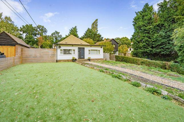 Thumbnail Detached bungalow for sale in Little Browns Lane, Edenbridge