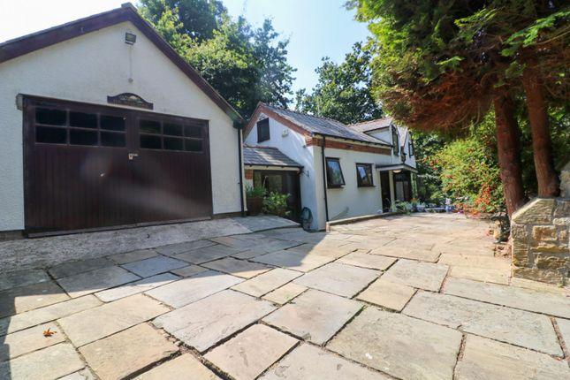 Thumbnail Detached house for sale in Noctorum Dell, Prenton
