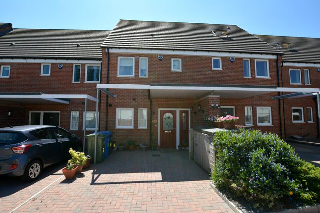 Thumbnail Town house for sale in Frecheville Street, Staveley, Chesterfield