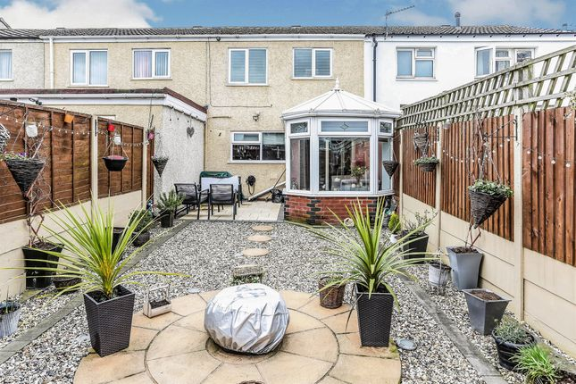 3 bed terraced house for sale in Wells Walk, Birmingham B37