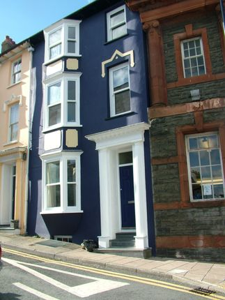 Thumbnail Flat to rent in Alfred Place, Aberystwyth