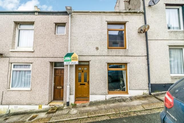 Thumbnail Terraced house for sale in Laira, Plymouth, Devon