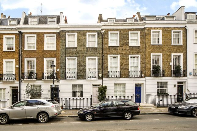 Thumbnail Terraced house for sale in Trevor Place, London