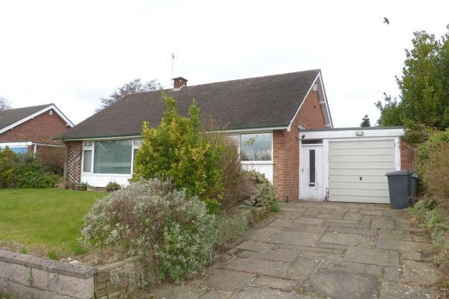 3 bed bungalow for sale in Birch Road, Congleton
