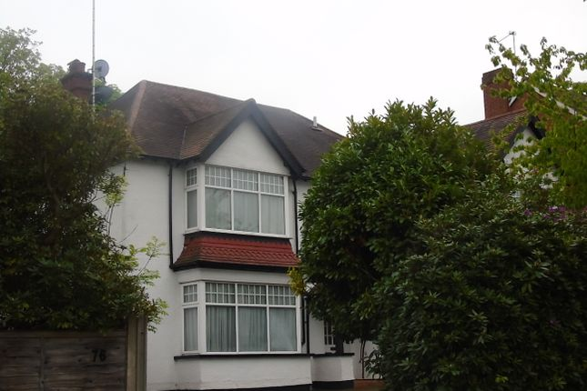 Thumbnail Detached house to rent in Oakleigh Park North, Totteridge