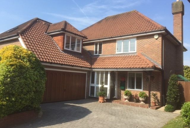 Thumbnail Detached house for sale in Marrabon Close, Sidcup