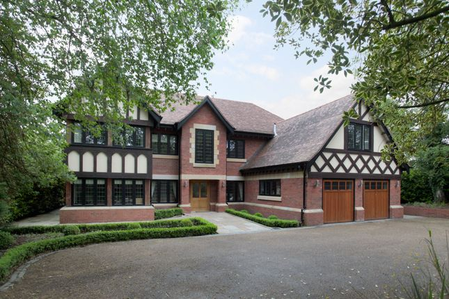 Thumbnail Detached house to rent in Chorley Hall Lane, Alderley Edge