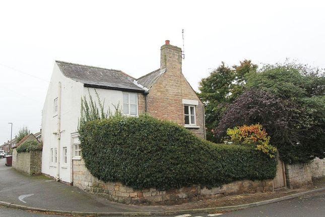 Thumbnail Detached house for sale in 34 Hangar Hill, Whitwell, Worksop, Derbyshire